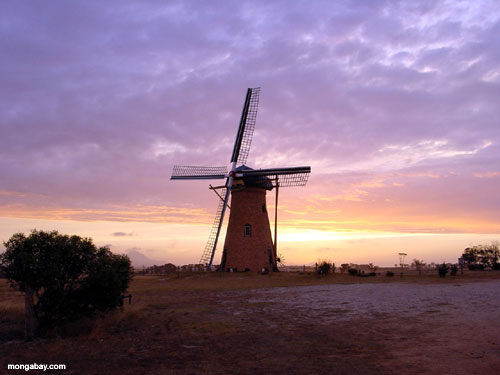 Windmill Sunset, Australia