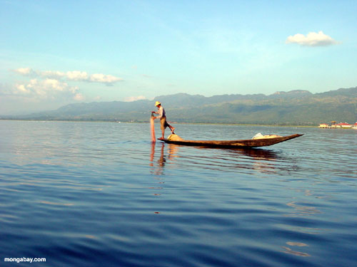Fishing Inle Lake, Burma