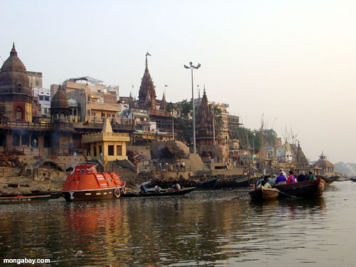Barche Di Riverlife, India